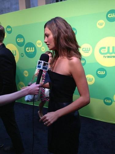 The CW's 2013 Upfront: Phoebe Tonkin