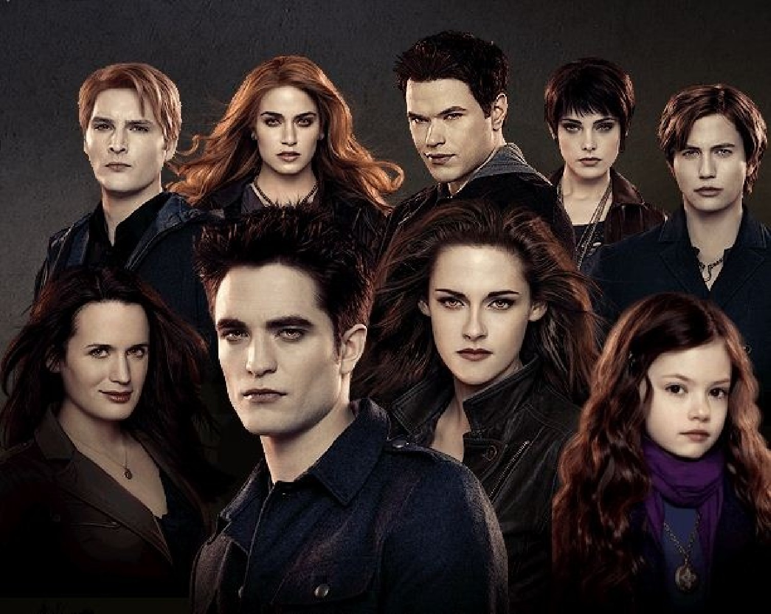 The Cullens Hale To The Cullens Photo 34459689 Fanpop