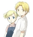 The Kiddos - edward-elric-and-winry-rockbell photo