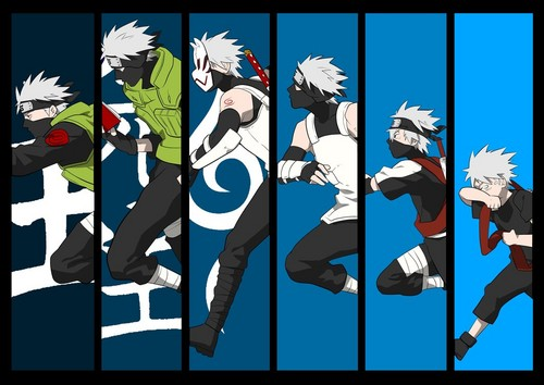 The Life of Kakashi Hatake