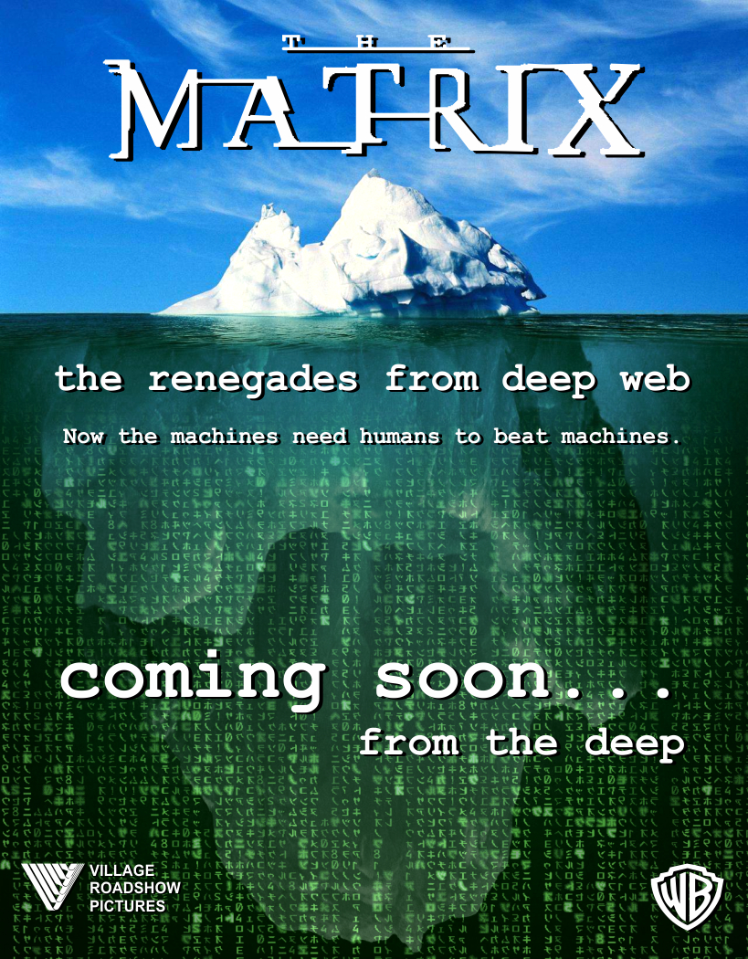 The Matrix new saga