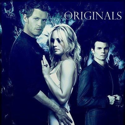 The Originals+Caroline