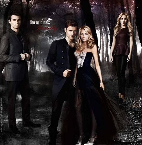 The Originals+Caroline - the-originals-tv-show Fan Art