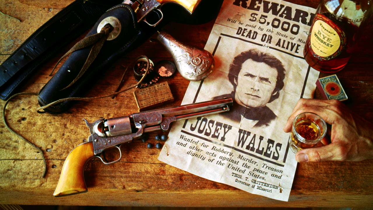 The Outlaw Josey Wales wolpeyper