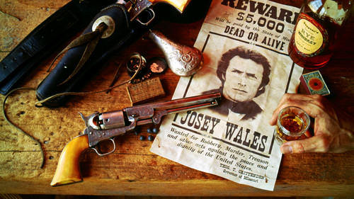 The Outlaw Josey Wales پیپر وال