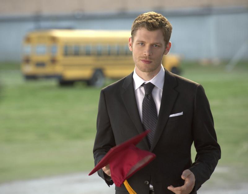 "The Vampire Diaries ""Graduation"" - season 4 finale"