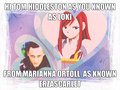 Tom And Marianna - tom-hiddleston fan art