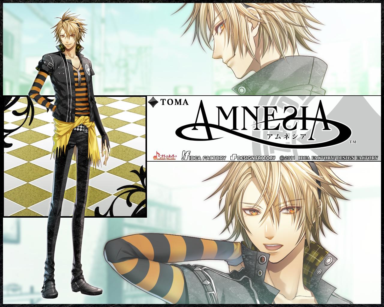 Toma - amnesia アム�...