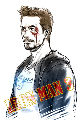 Tony Stark: Fan Art