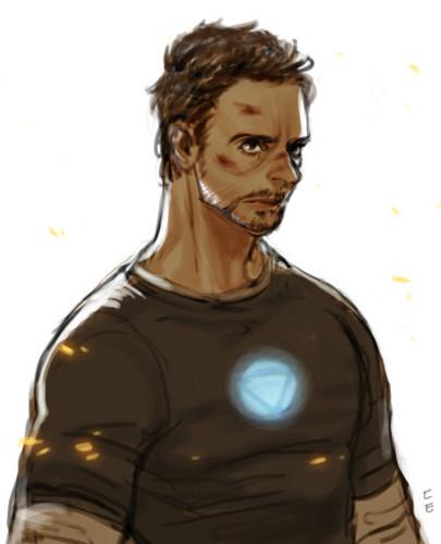 Tony Stark: fan Art