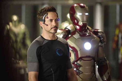 Tony Stark: Iron Man 3