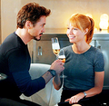 Tony and Pepper ♥