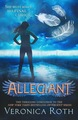 UK 'Allegiant' Cover - divergent photo