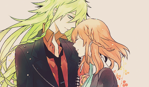 Amnesia Images Ukyo X Heroine Wallpaper And Background Photos