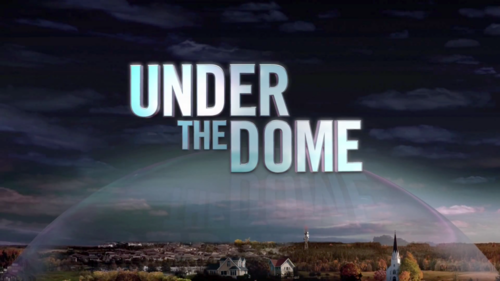 Under The Dome wallpaper titled Under The Dome Logo