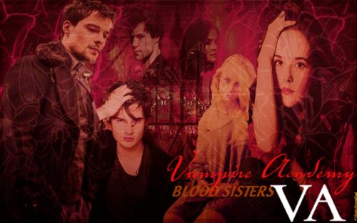 Vampire Academy bg