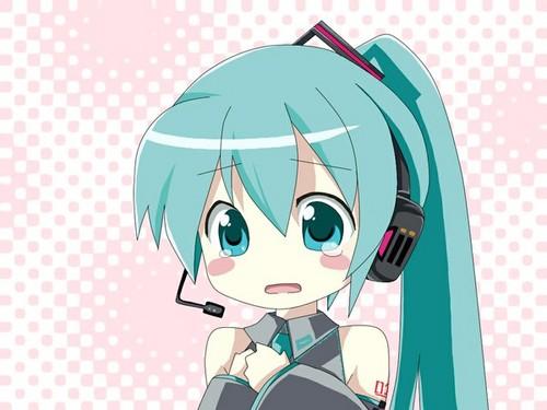Vocaloid.....