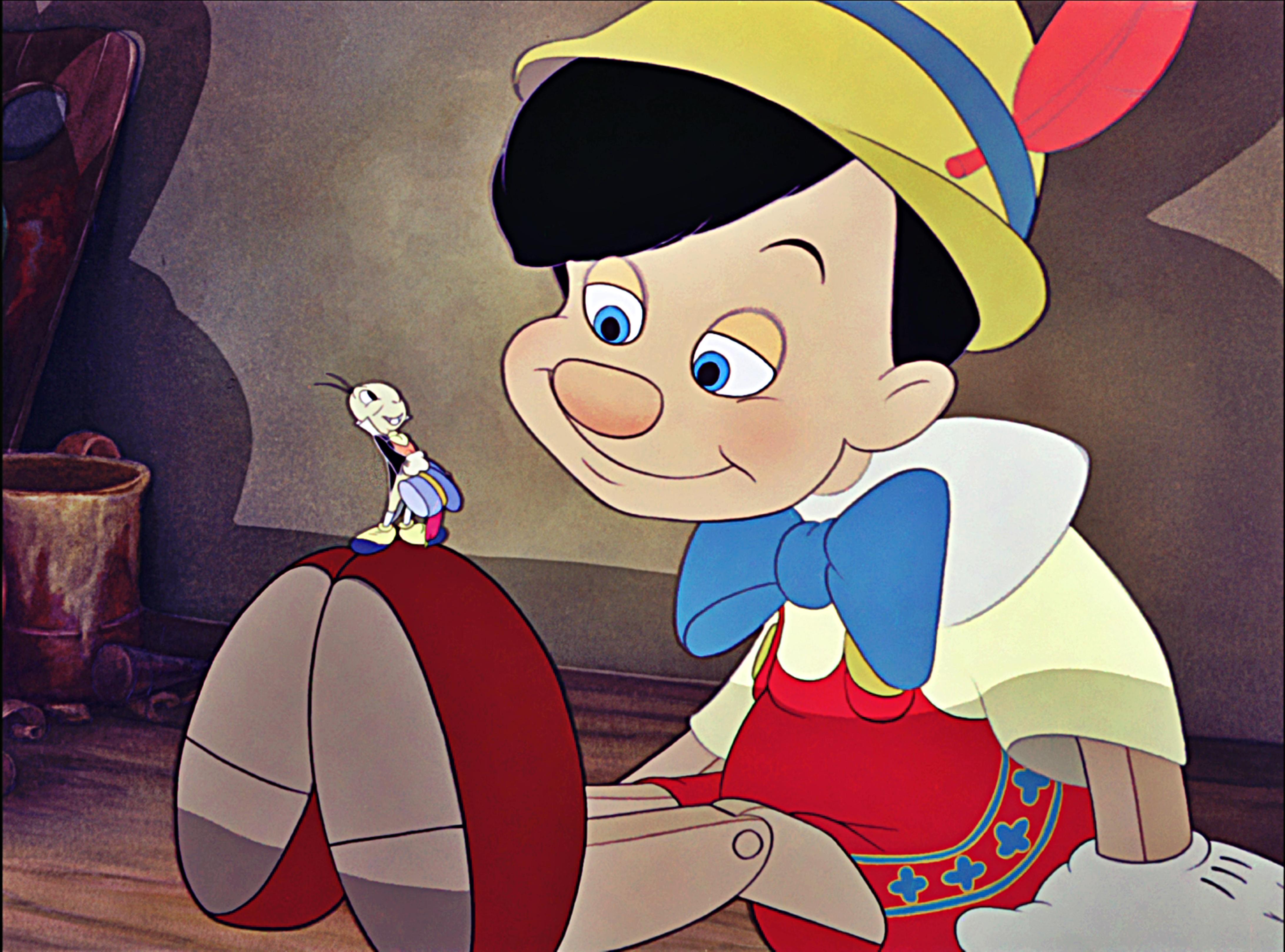 Смотреть мультик бесплатно пиноккио 23 фотография