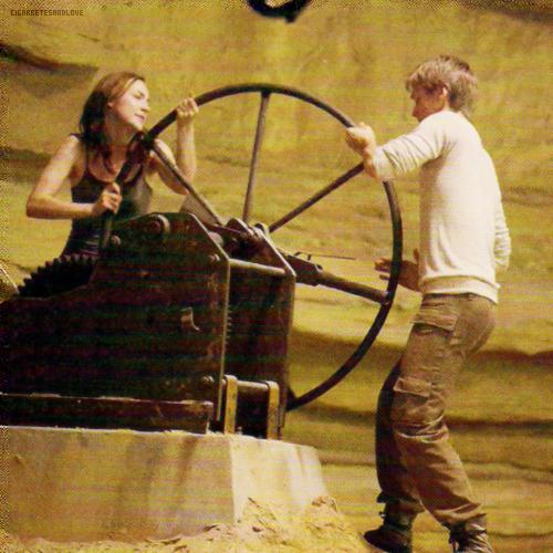 Wanda and Ian