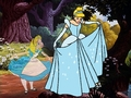When I was a child (Cinderella/Alice) - disney-crossover photo