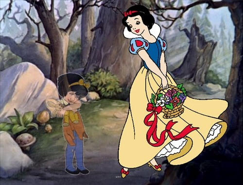When I was a child (Snow White/Anne Marie)