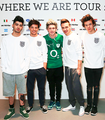 Where We Are Tour - one-direction photo