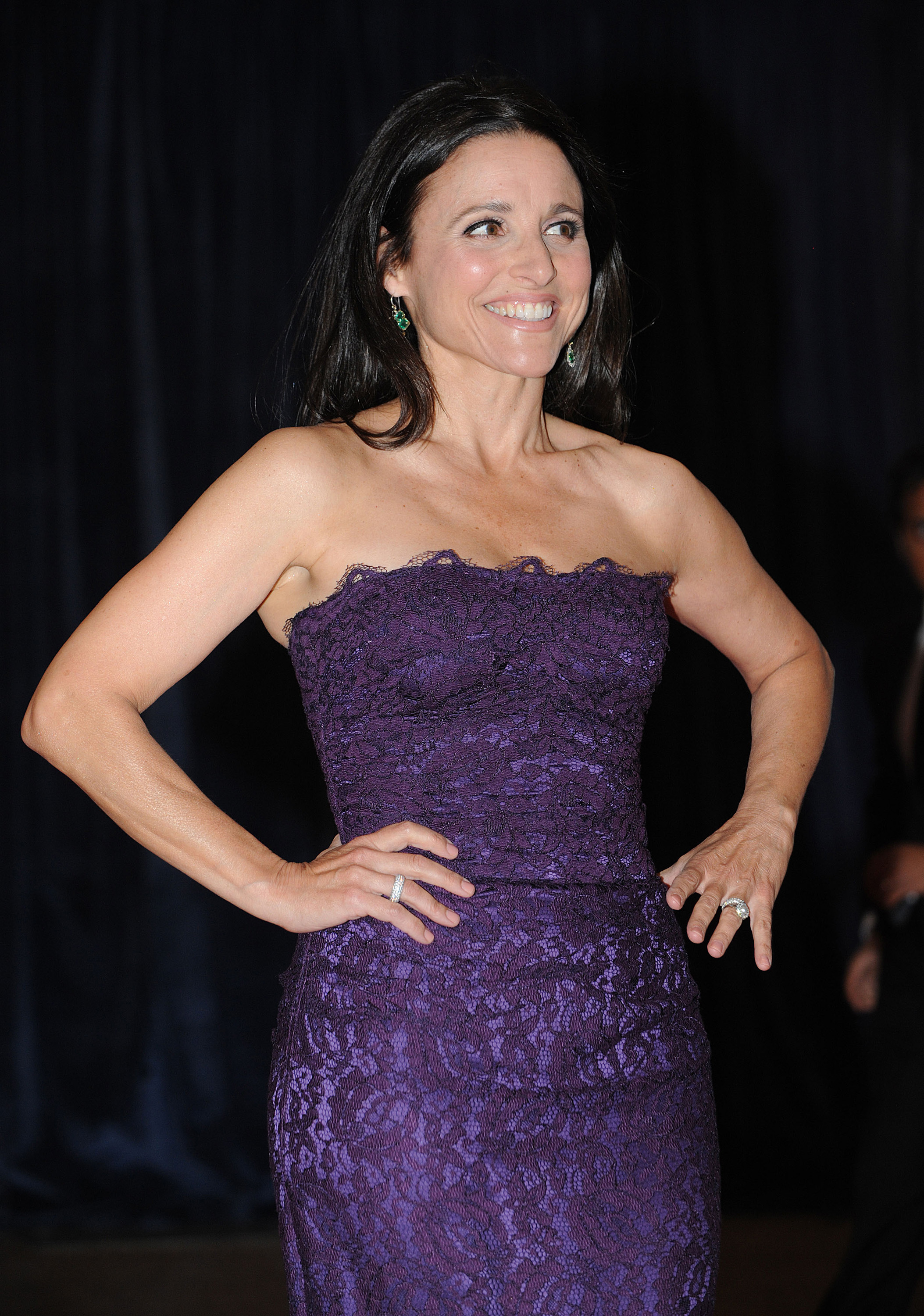 White House Correspondents Association Dinner 2013 Julia