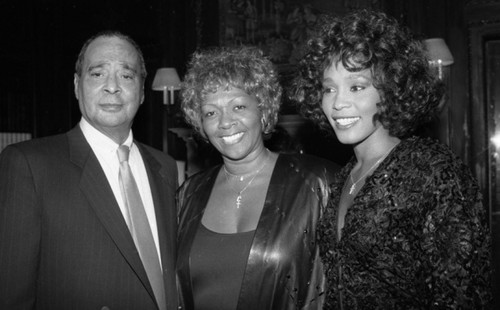Whitney And Her Parents