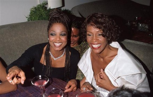 Whitney and Janet