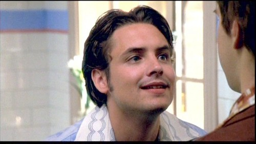 Will Friedle wallpaper possibly containing a portrait entitled Will Friedle in NL Gold Diggers