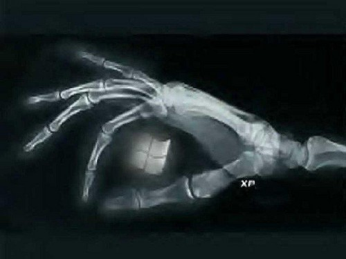 Windows X-Ray