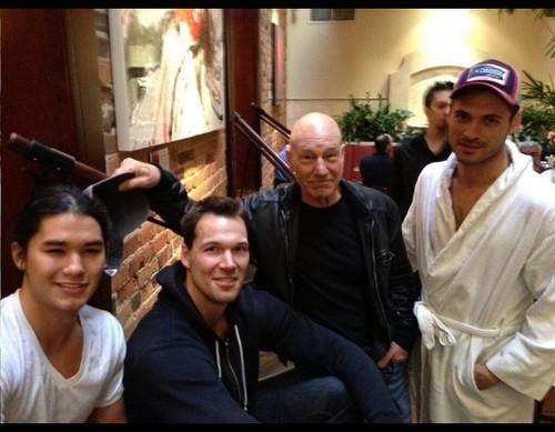 X-Men: Days of Future Past - Filming