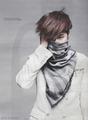 Yunho in High Cut Vol.102  - tvxq photo