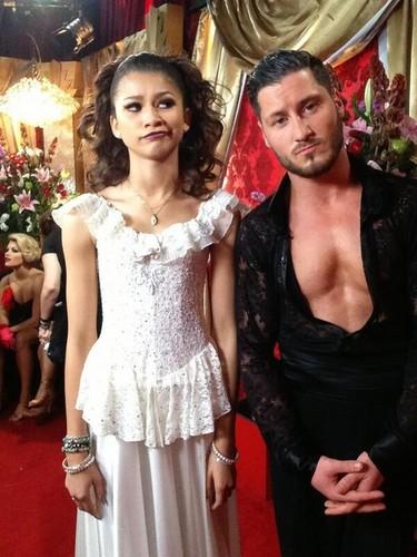 Zendaya & Val