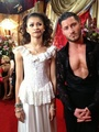 Zendaya &amp; Val - dancing-with-the-stars photo