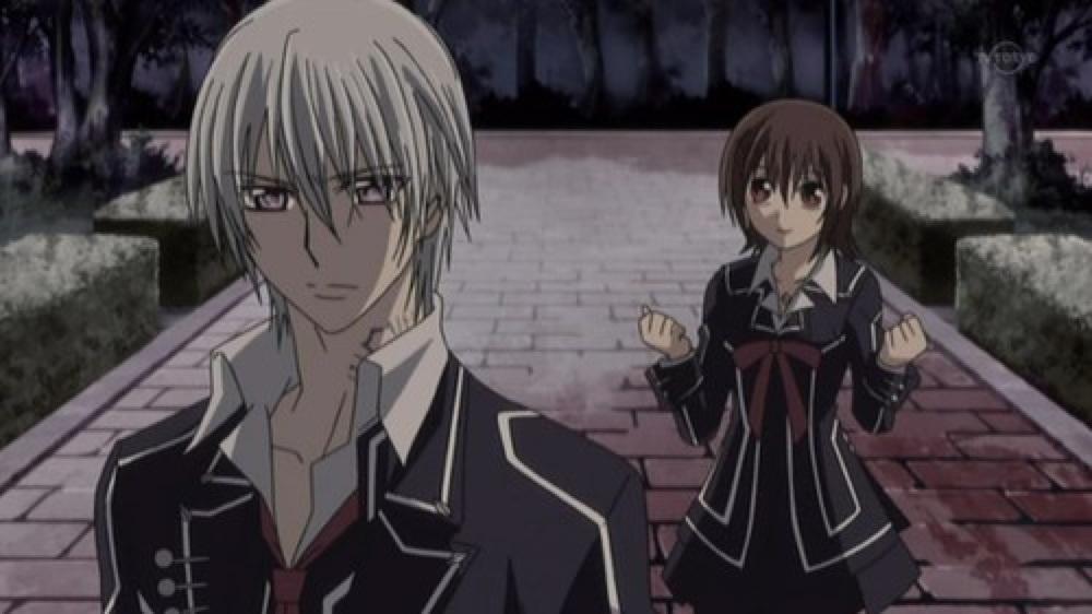 Zero and Yuki - Vampire Knight - Yuki + Zero Photo ...
