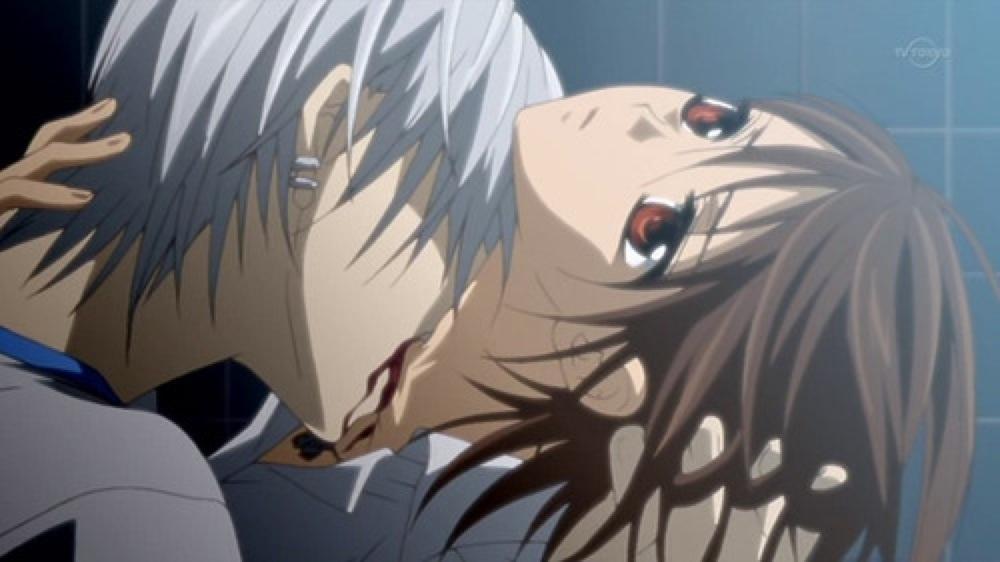 Vampire Knight - Yuki + Zero images Zero and Yuki HD ...