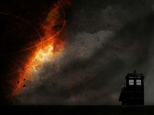 Doctor Who wallpaper possibly with a fire entitled a really nice wallpaper