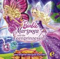 barbie mariposa and the fairy princess cd - barbie-movies photo