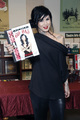 book signing at Barnes & Noble in Philadelphia 2013 - kat-von-d photo
