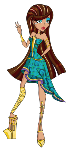canterville college_cleo de nile