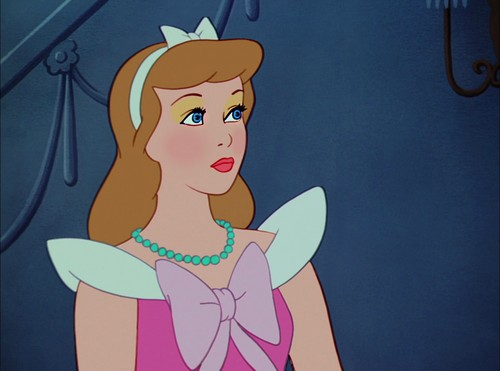 cinderella's classic look