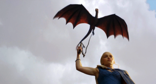 dany and Drachen