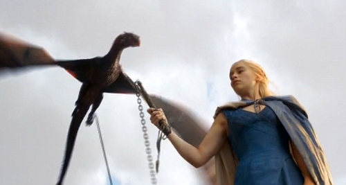 Daenerys Targaryen fond d'écran containing a fontaine titled dany and dragons