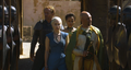 dany and jorah - house-targaryen photo