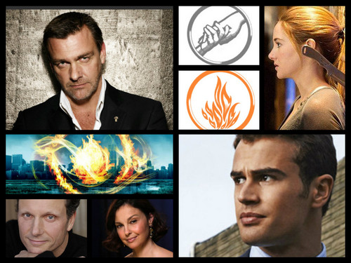 divergent movie ,children and parents