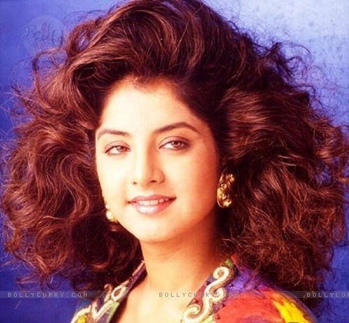 divya bharti wallpaper containing a portrait titled divya bharti