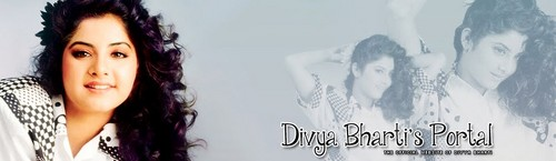 divya bharti wallpaper with a portrait entitled divya bharti