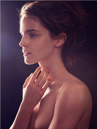 Emma Watson achtergrond possibly with skin called emma