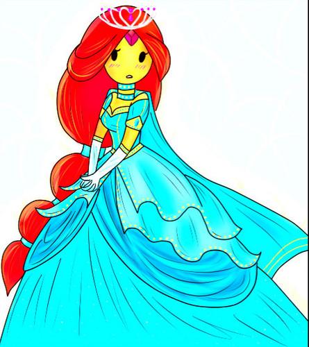 flame princesses
